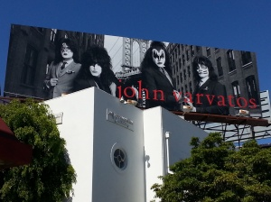 KISS Billboard - Original