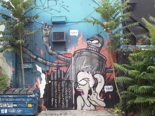 Melrose - L.A. Street Art