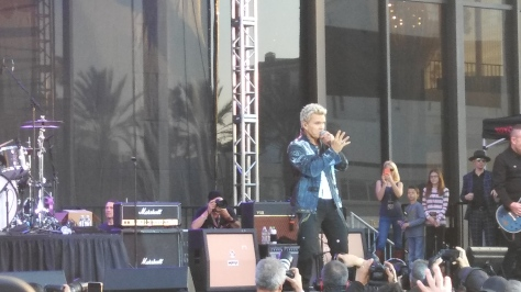 Billy Idol - Long Beach Grand Prix