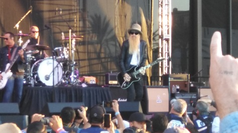 Billy Gibbons - Long Beach Grand Prix