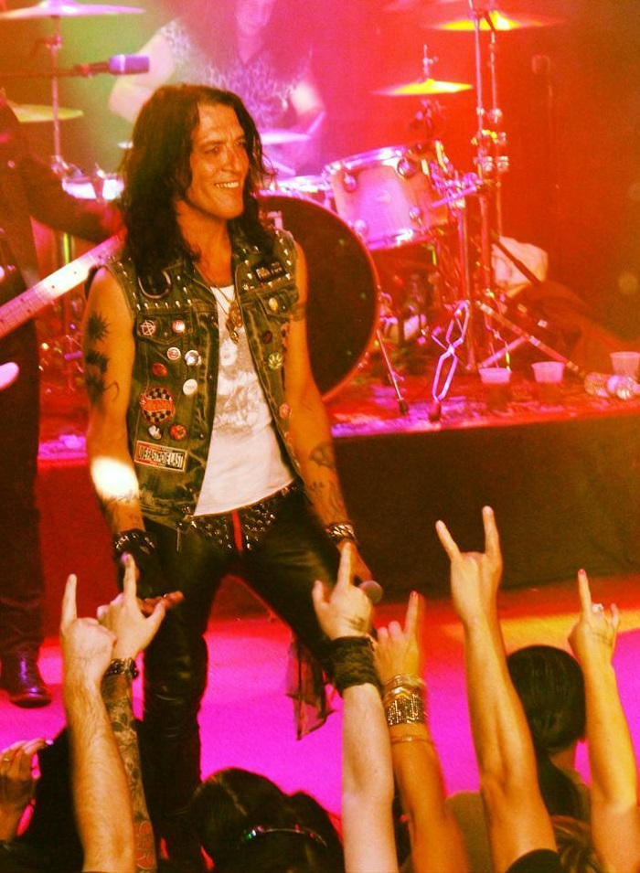 Stephen Pearcy - -Whisky - 2014