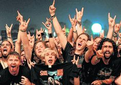 Ozzy Osbourne fans