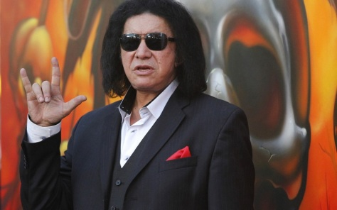 Gene Simmons- Main
